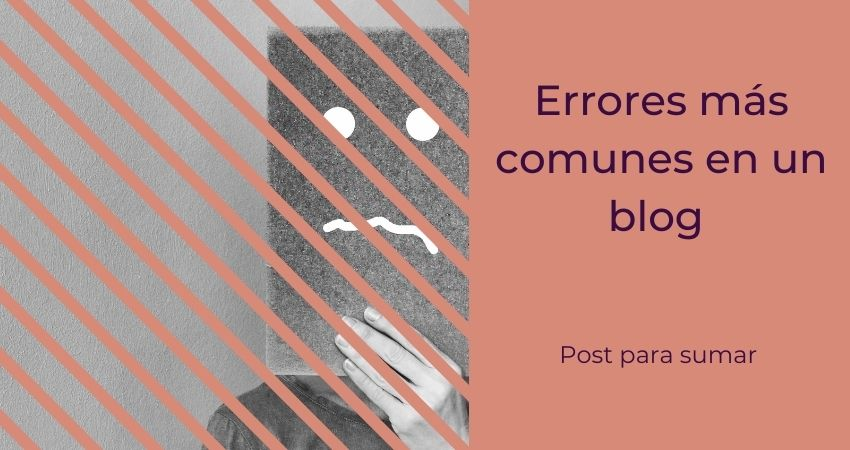 errores comunes blog